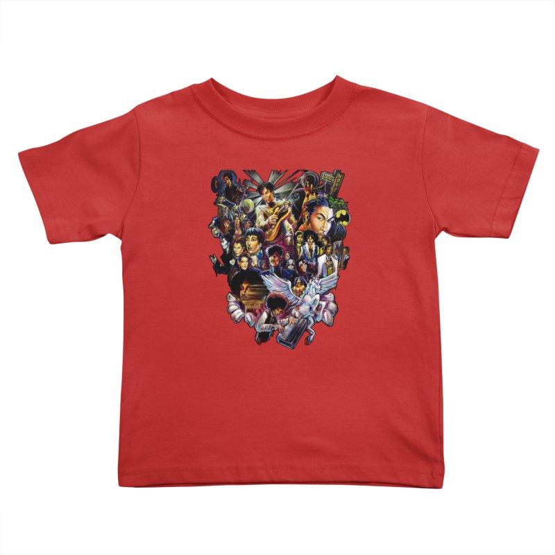 Mr.Nelson Kids Toddler T-Shirt by All City Emporium's Artist Shop