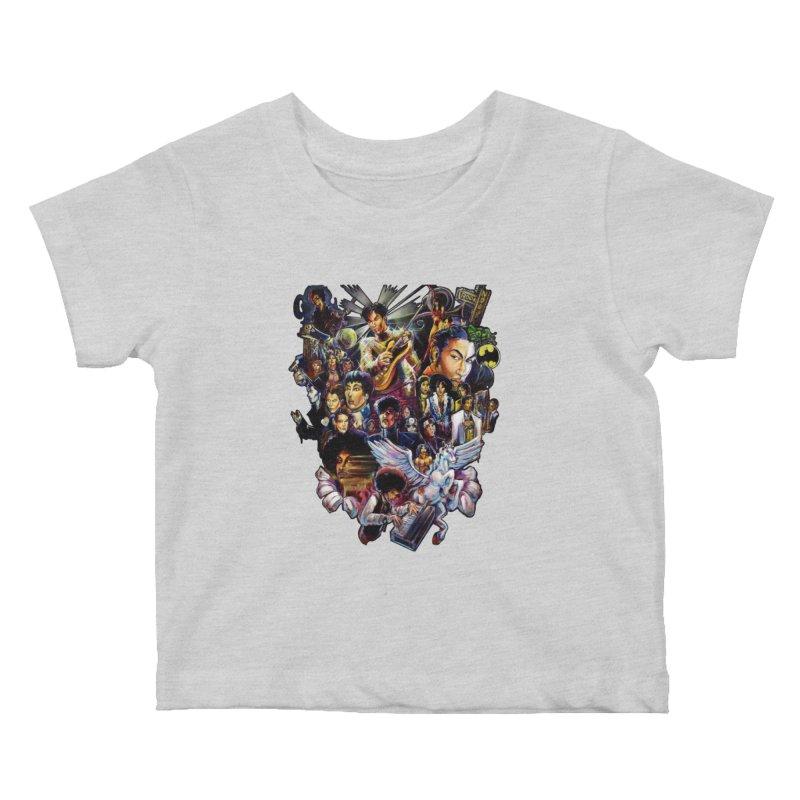 Mr.Nelson Kids Baby T-Shirt by All City Emporium's Artist Shop