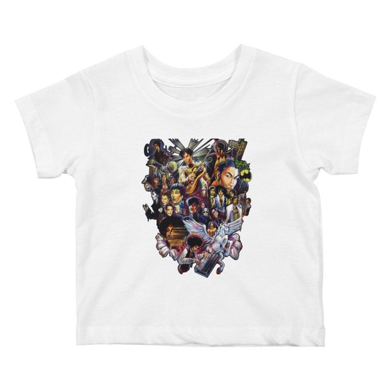 Mr.Nelson Kids Baby T-Shirt by allcityemporium's Artist Shop