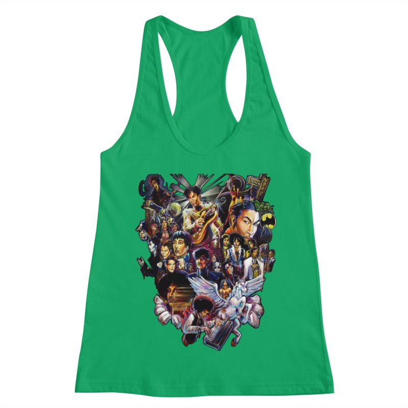 Mr.Nelson Women's Tank by All City Emporium's Artist Shop