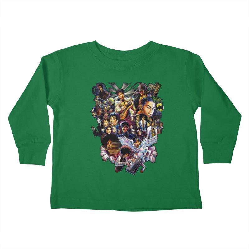 Mr.Nelson Kids Toddler Longsleeve T-Shirt by allcityemporium's Artist Shop