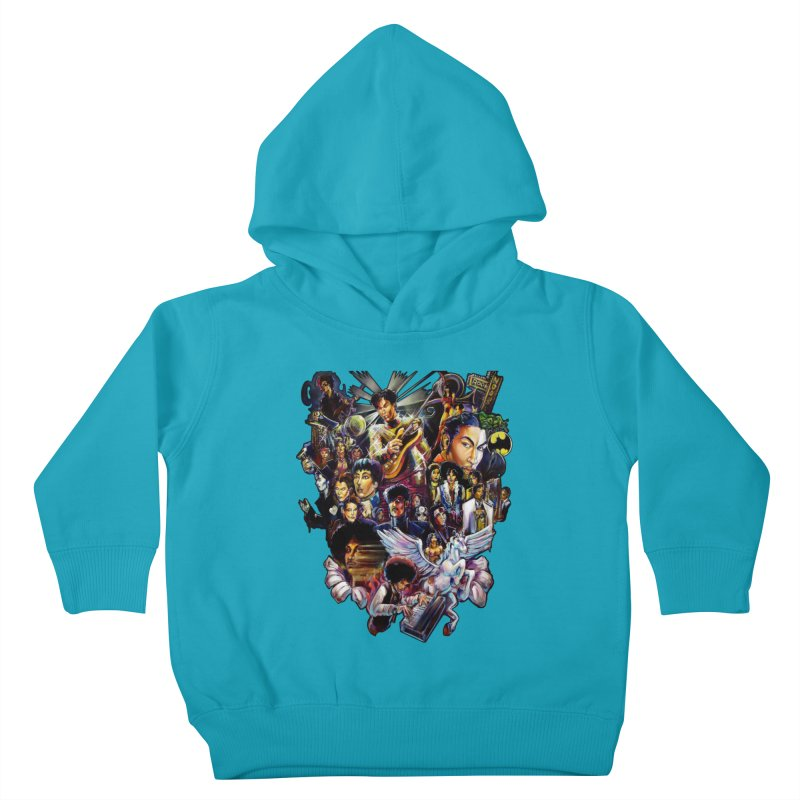 Mr.Nelson Kids Toddler Pullover Hoody by All City Emporium's Artist Shop