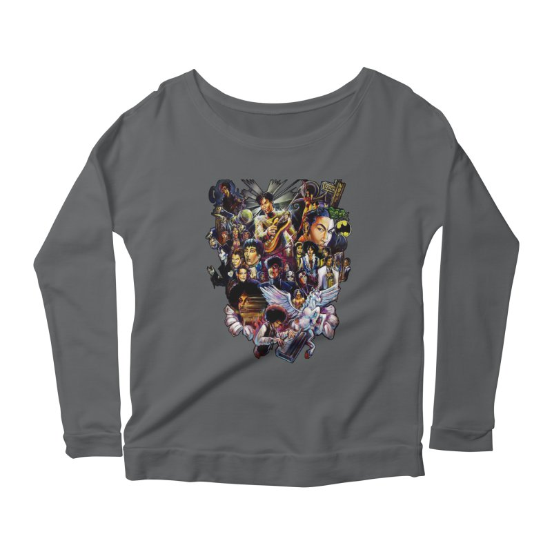 Mr.Nelson Women's Longsleeve T-Shirt by All City Emporium's Artist Shop