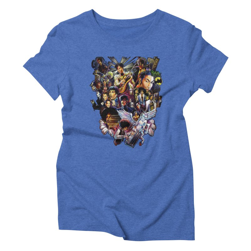 Mr.Nelson Women's Triblend T-Shirt by All City Emporium's Artist Shop