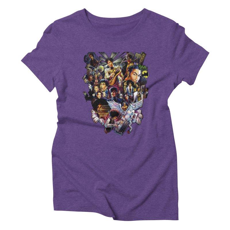 Mr.Nelson Women's Triblend T-Shirt by All City Emporium's Artist Shop