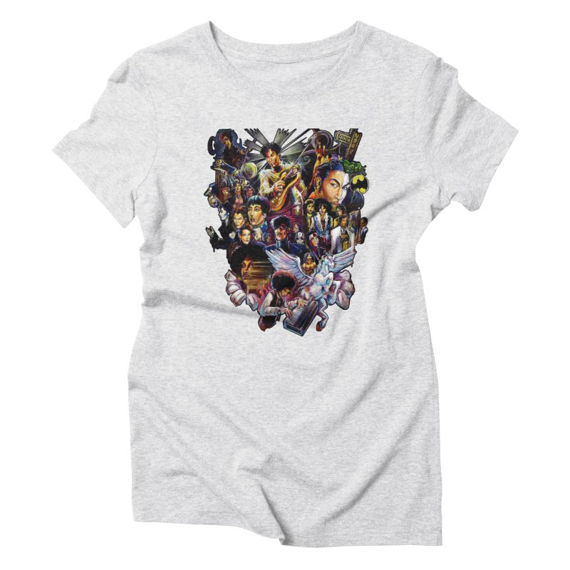 Mr.Nelson Women's T-Shirt by All City Emporium's Artist Shop