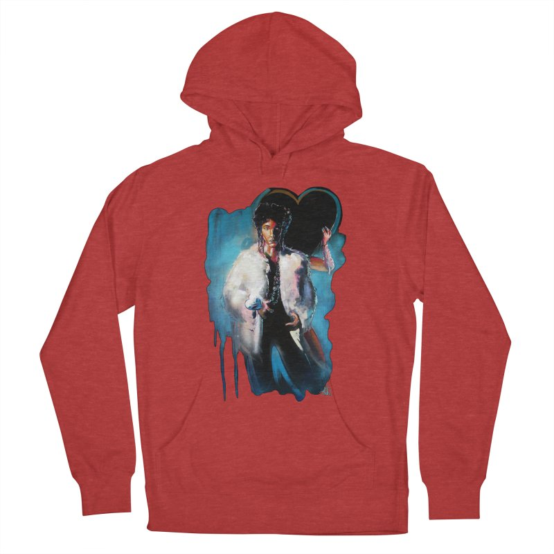 Camille Women's French Terry Pullover Hoody by All City Emporium's Artist Shop