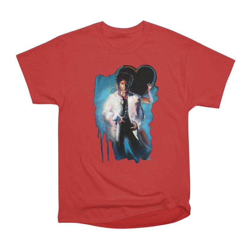 Camille Men's Heavyweight T-Shirt by All City Emporium's Artist Shop