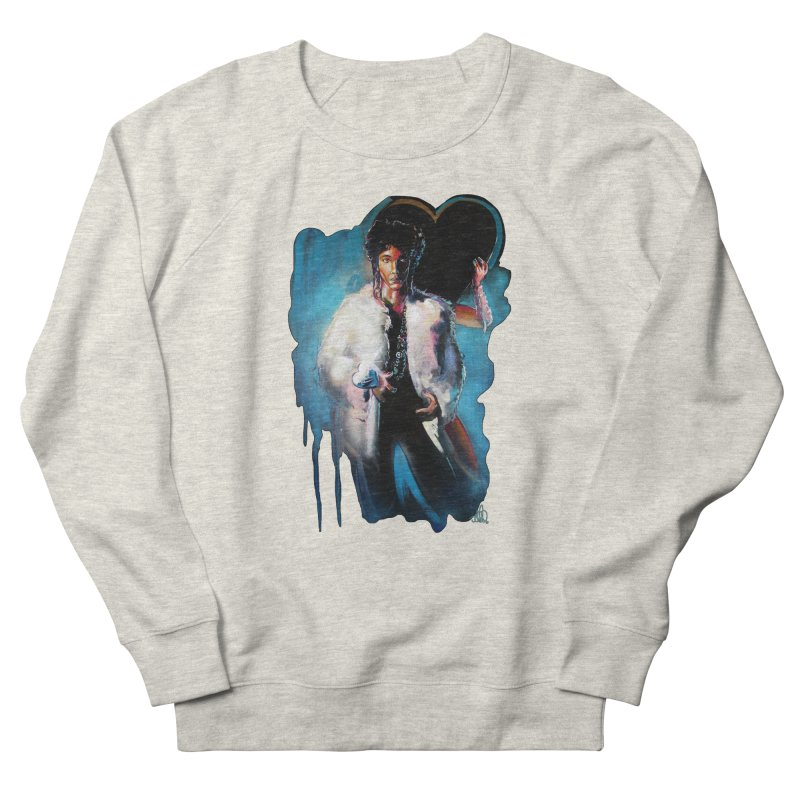 Camille Women's French Terry Sweatshirt by All City Emporium's Artist Shop