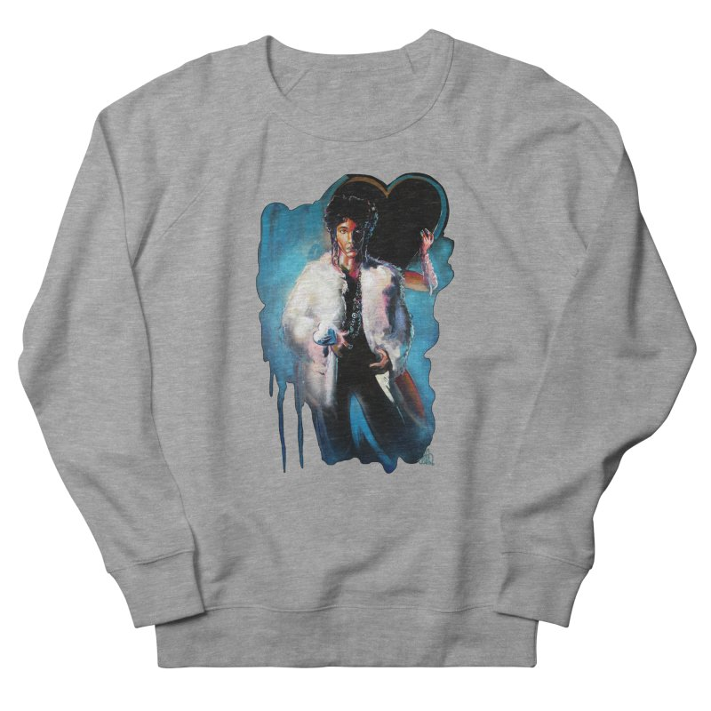 Camille Men's French Terry Sweatshirt by All City Emporium's Artist Shop
