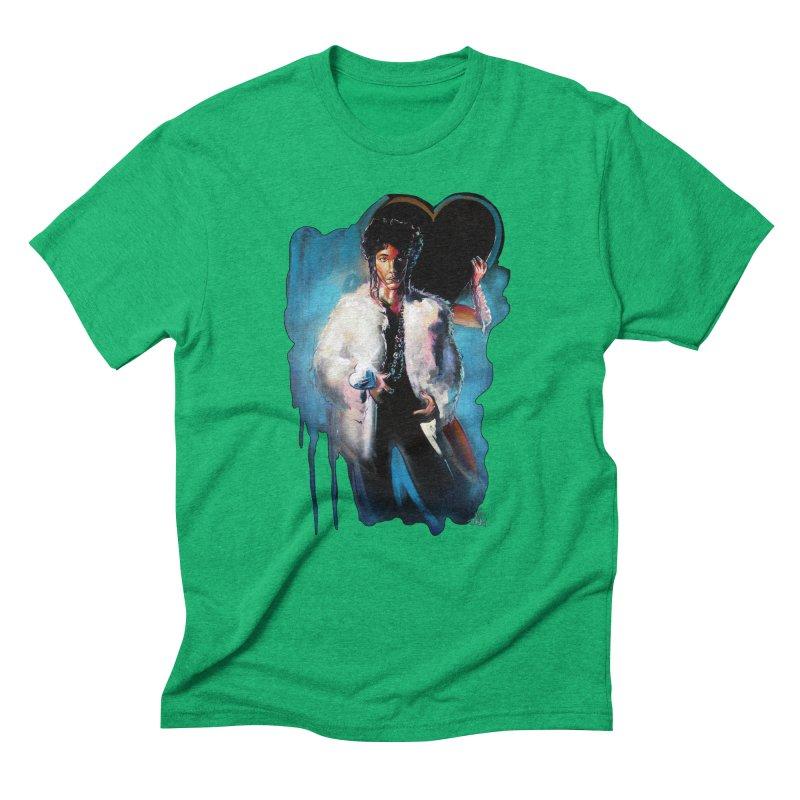 Camille Men's Triblend T-Shirt by All City Emporium's Artist Shop