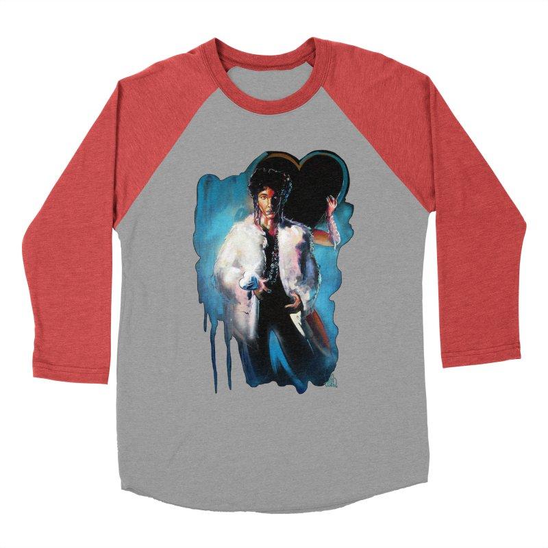 Camille Women's Baseball Triblend Longsleeve T-Shirt by All City Emporium's Artist Shop
