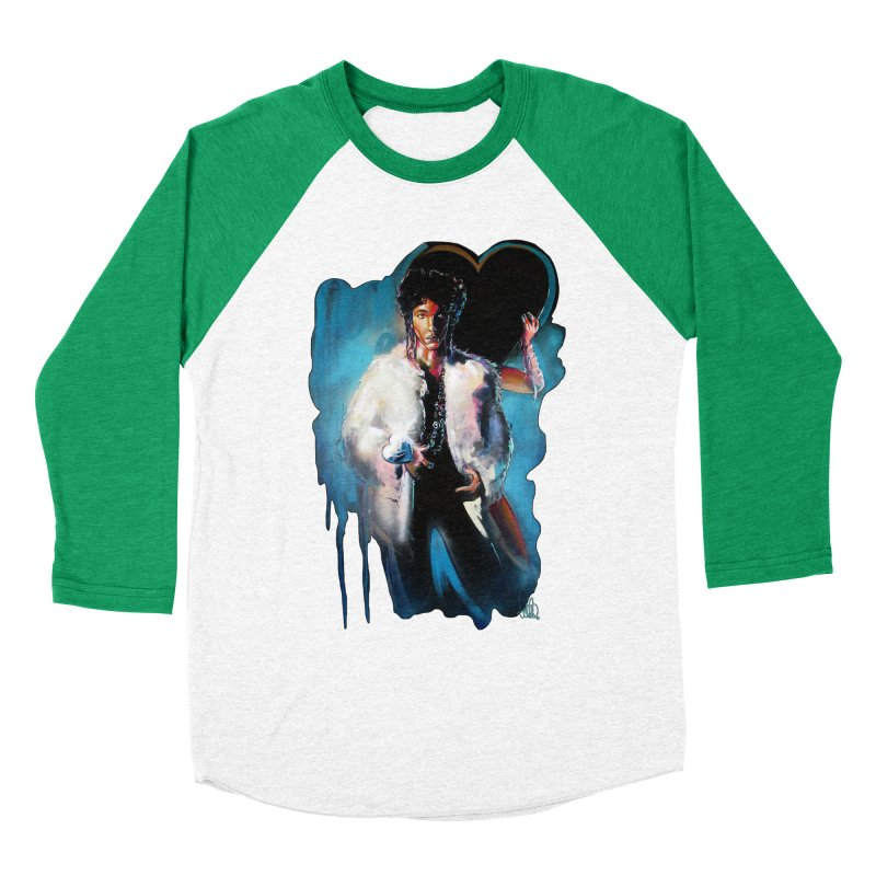 Camille Men's Baseball Triblend Longsleeve T-Shirt by All City Emporium's Artist Shop