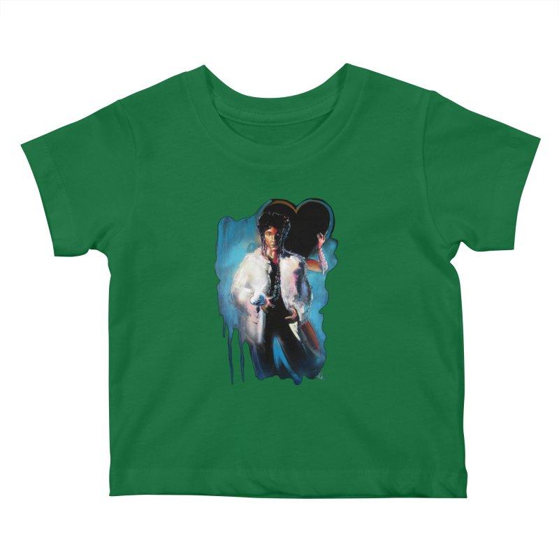 Camille Kids Baby T-Shirt by All City Emporium's Artist Shop