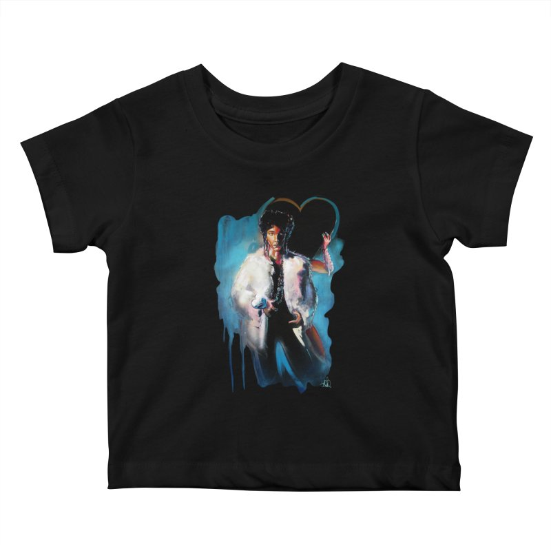 Camille Kids Baby T-Shirt by All City Emporium's Artist Shop