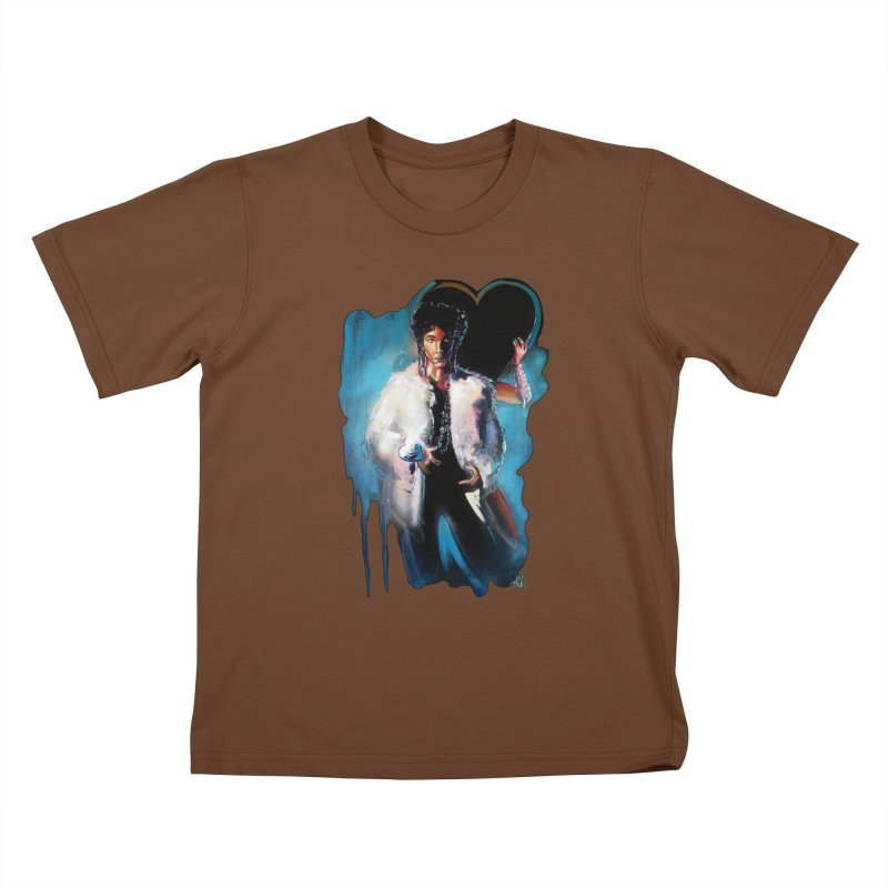 Camille Kids T-Shirt by All City Emporium's Artist Shop