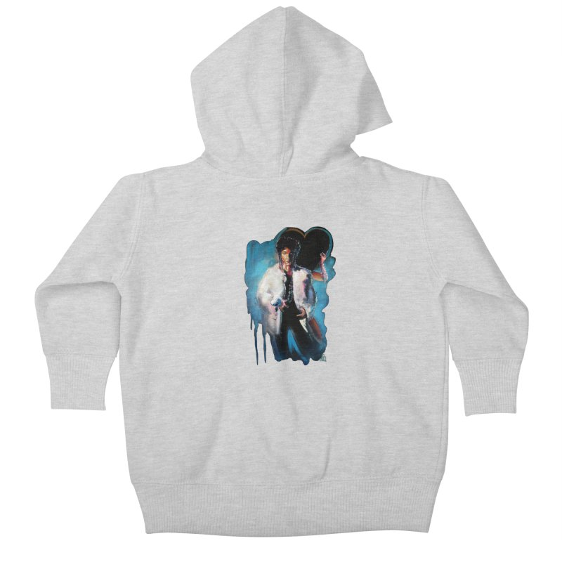 Camille Kids Baby Zip-Up Hoody by All City Emporium's Artist Shop