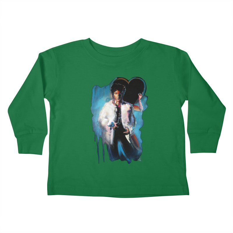 Camille Kids Toddler Longsleeve T-Shirt by All City Emporium's Artist Shop