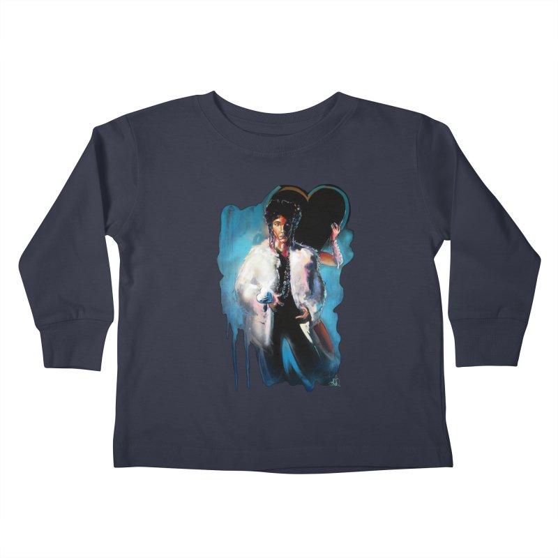 Camille Kids Toddler Longsleeve T-Shirt by All City Emporium's Artist Shop