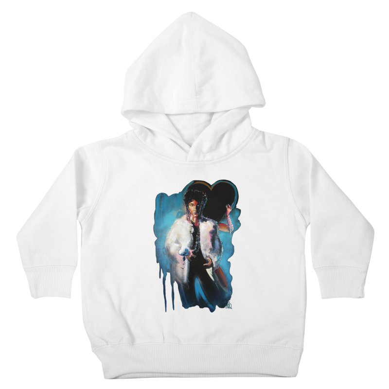 Camille Kids Toddler Pullover Hoody by All City Emporium's Artist Shop