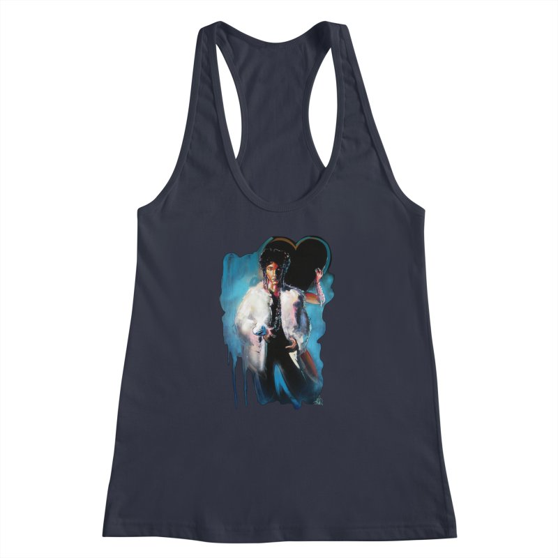 Camille Women's Racerback Tank by All City Emporium's Artist Shop