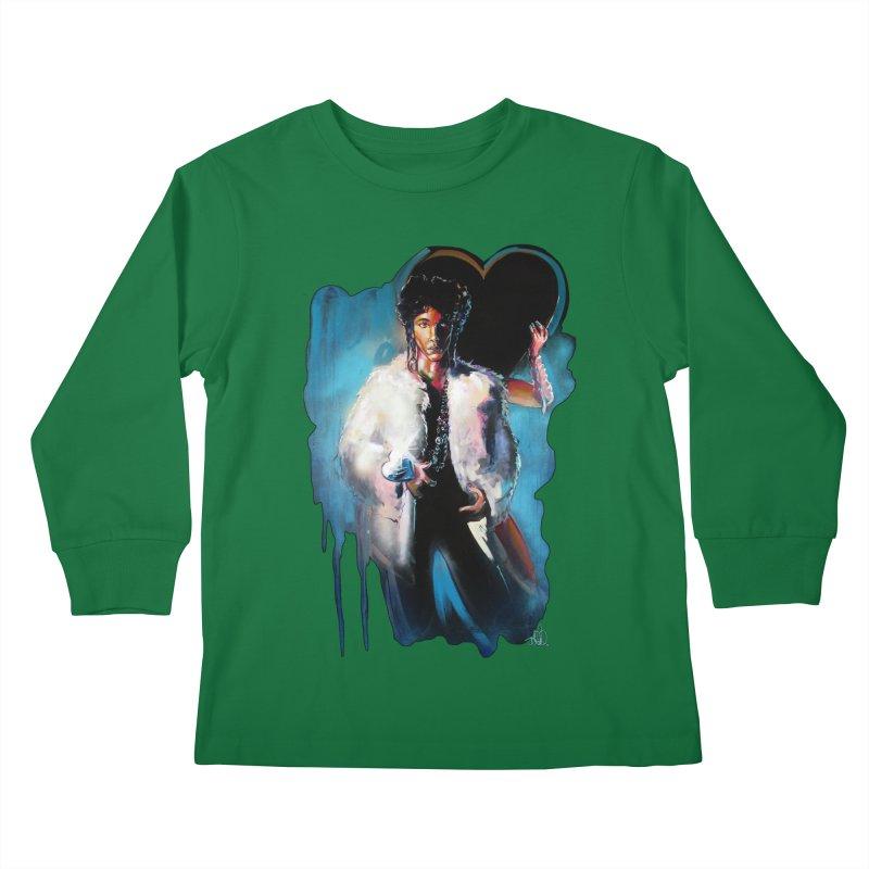 Camille Kids Longsleeve T-Shirt by All City Emporium's Artist Shop