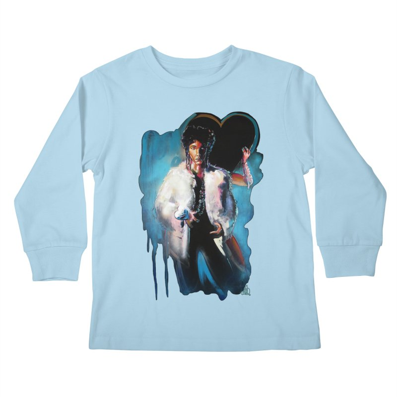 Camille Kids Longsleeve T-Shirt by All City Emporium's Artist Shop