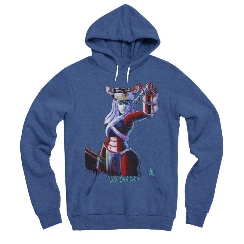 Marauder 1 Men's Sponge Fleece Pullover Hoody by All City Emporium's Artist Shop