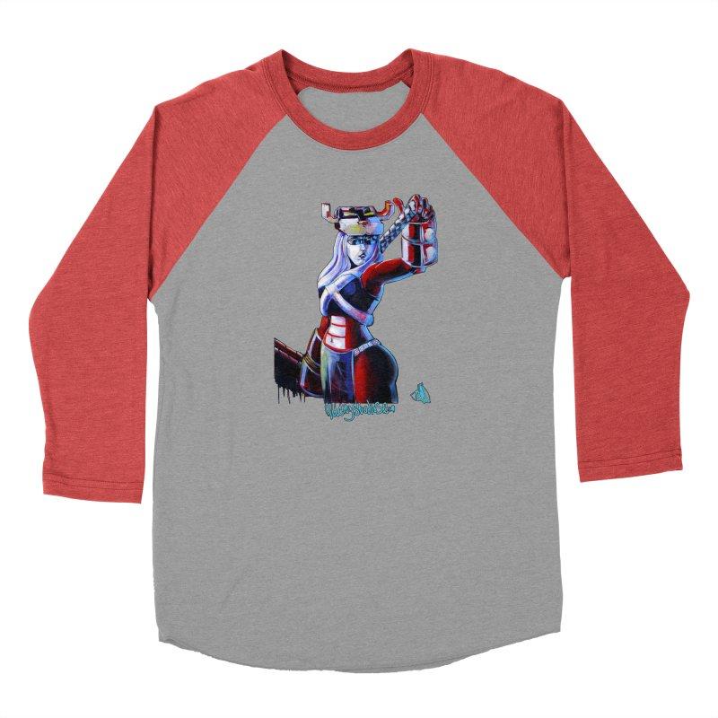 Marauder 1 Men's Baseball Triblend Longsleeve T-Shirt by All City Emporium's Artist Shop