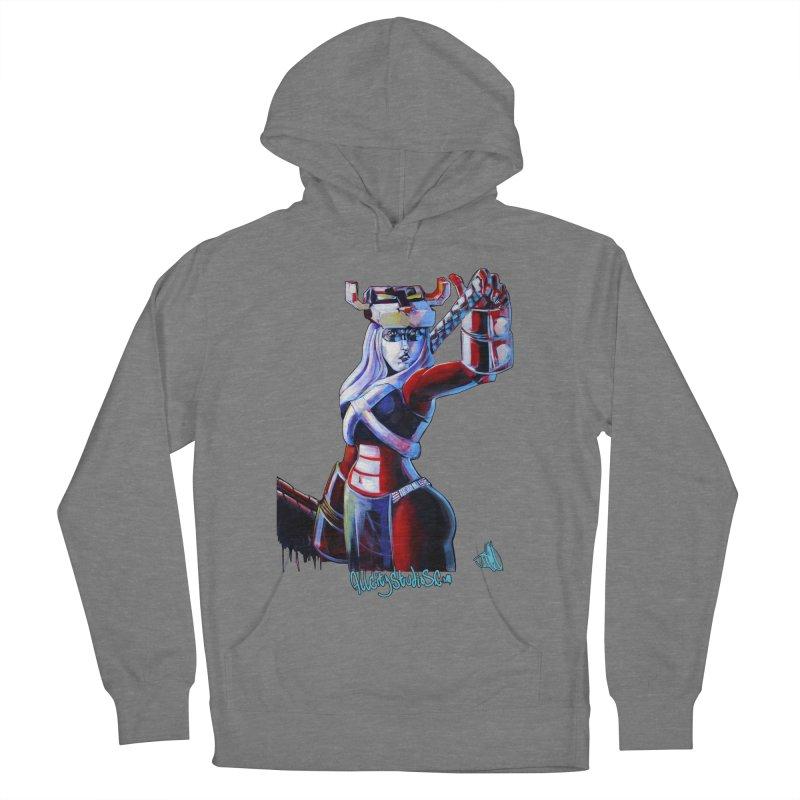 Marauder 1 Women's Pullover Hoody by All City Emporium's Artist Shop