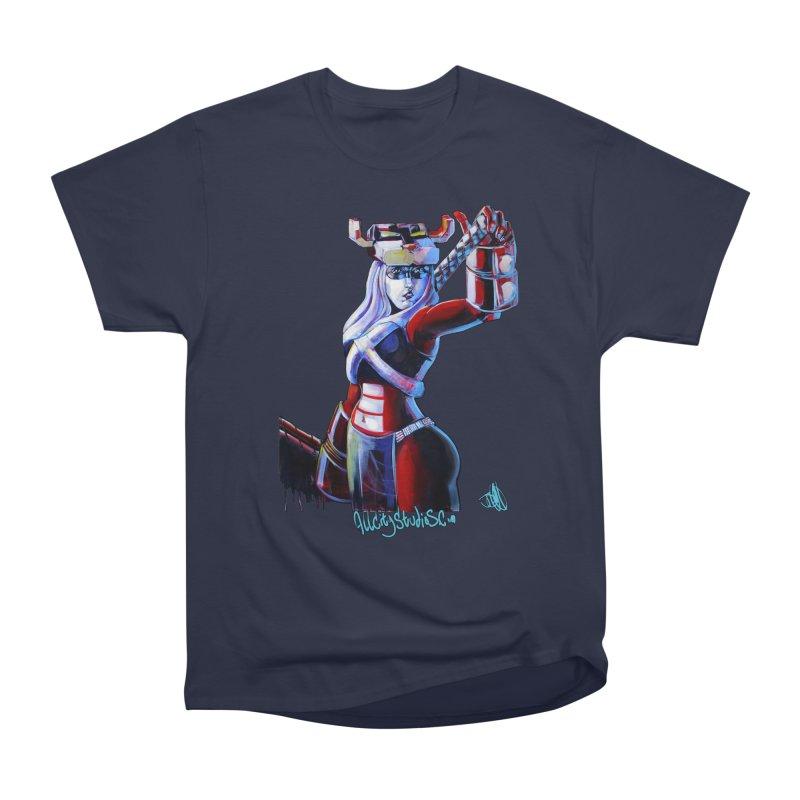 Marauder 1 Women's Heavyweight Unisex T-Shirt by All City Emporium's Artist Shop
