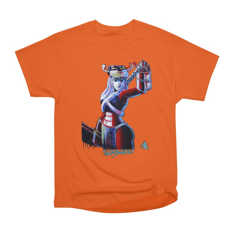 Marauder 1 Men's Heavyweight T-Shirt by All City Emporium's Artist Shop