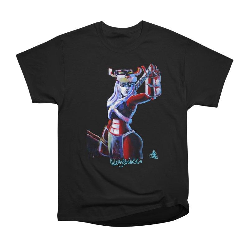 Marauder 1 Men's Heavyweight T-Shirt by All City Emporium's Artist Shop
