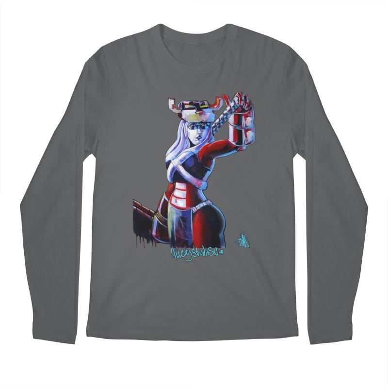 Marauder 1 Men's Longsleeve T-Shirt by All City Emporium's Artist Shop