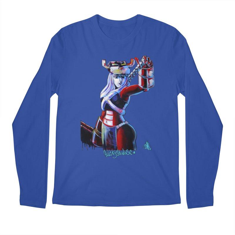 Marauder 1 Men's Regular Longsleeve T-Shirt by All City Emporium's Artist Shop