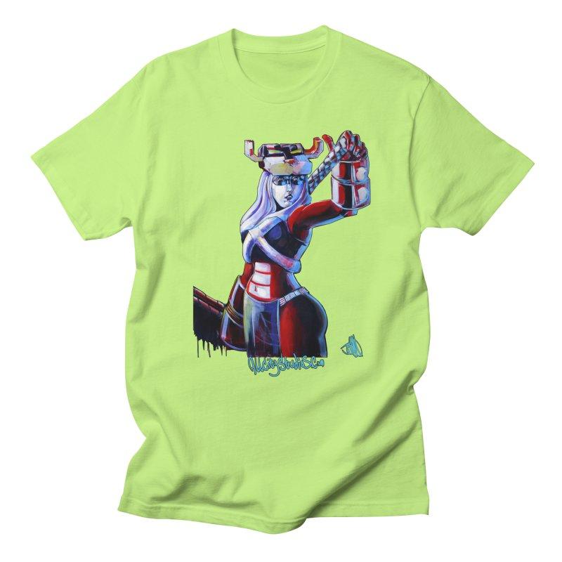 Marauder 1 Men's Regular T-Shirt by All City Emporium's Artist Shop