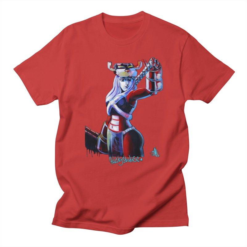 Marauder 1 Women's Regular Unisex T-Shirt by All City Emporium's Artist Shop