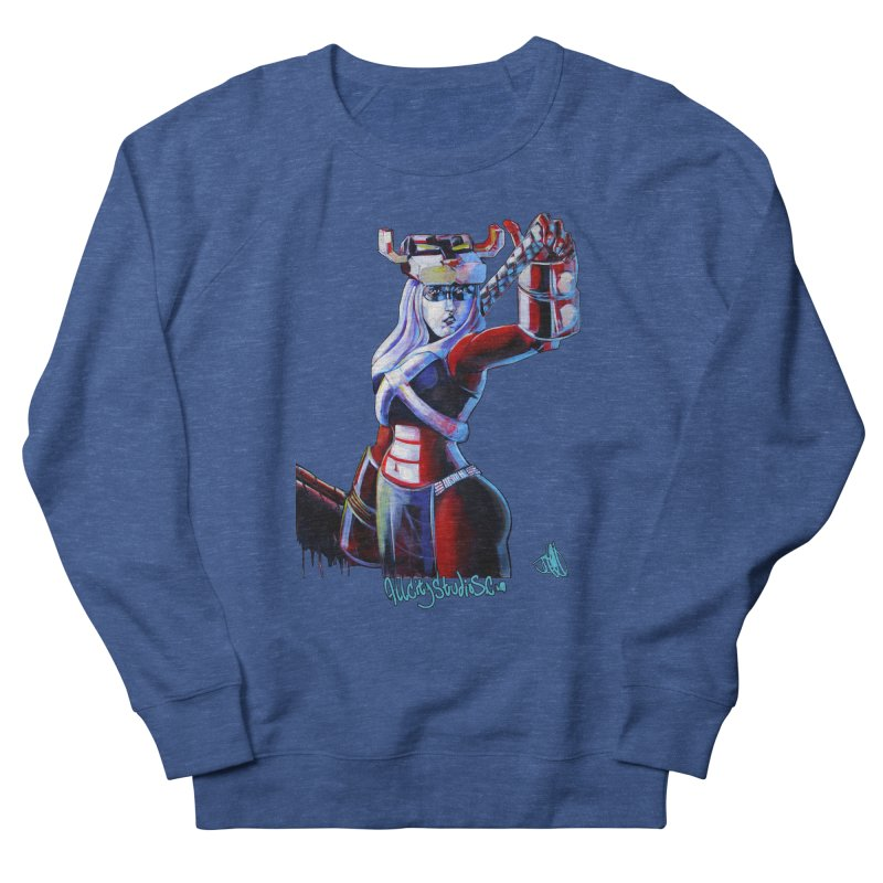 Marauder 1 Men's French Terry Sweatshirt by All City Emporium's Artist Shop
