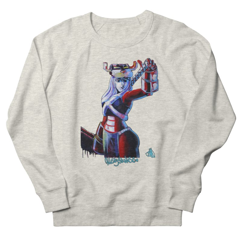 Marauder 1 Men's French Terry Sweatshirt by allcityemporium's Artist Shop