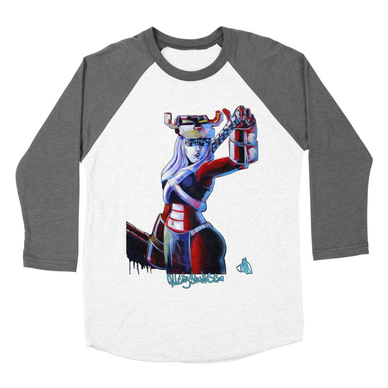 Marauder 1 Women's Longsleeve T-Shirt by All City Emporium's Artist Shop