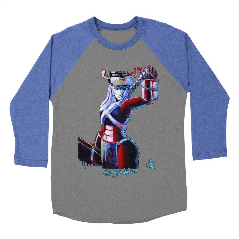Marauder 1 Men's Baseball Triblend Longsleeve T-Shirt by allcityemporium's Artist Shop