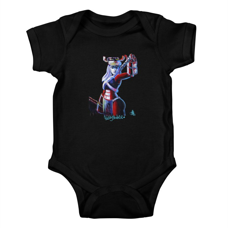 Marauder 1 Kids Baby Bodysuit by allcityemporium's Artist Shop
