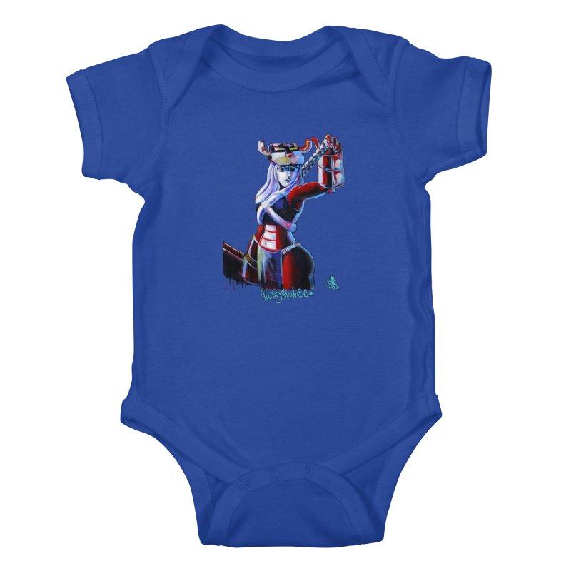 Marauder 1 Kids Baby Bodysuit by All City Emporium's Artist Shop