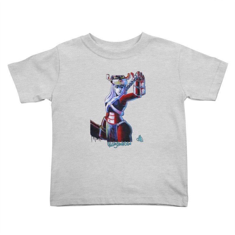 Marauder 1 Kids Toddler T-Shirt by All City Emporium's Artist Shop