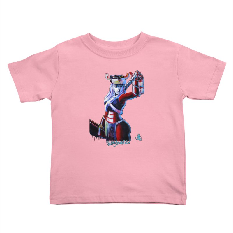 Marauder 1 Kids Toddler T-Shirt by All City Emporium's Artist Shop