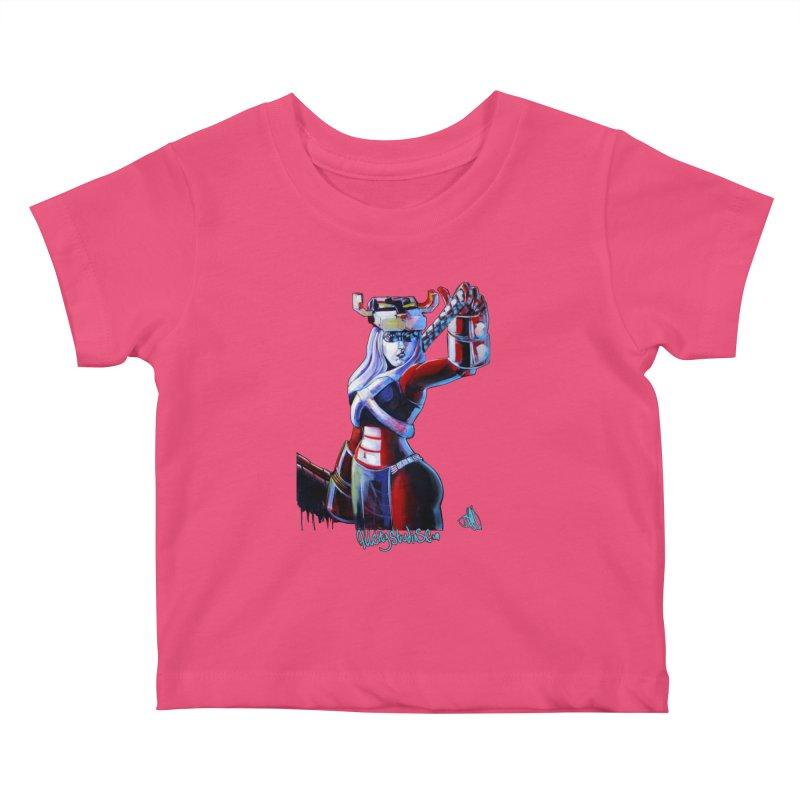 Marauder 1 Kids Baby T-Shirt by allcityemporium's Artist Shop