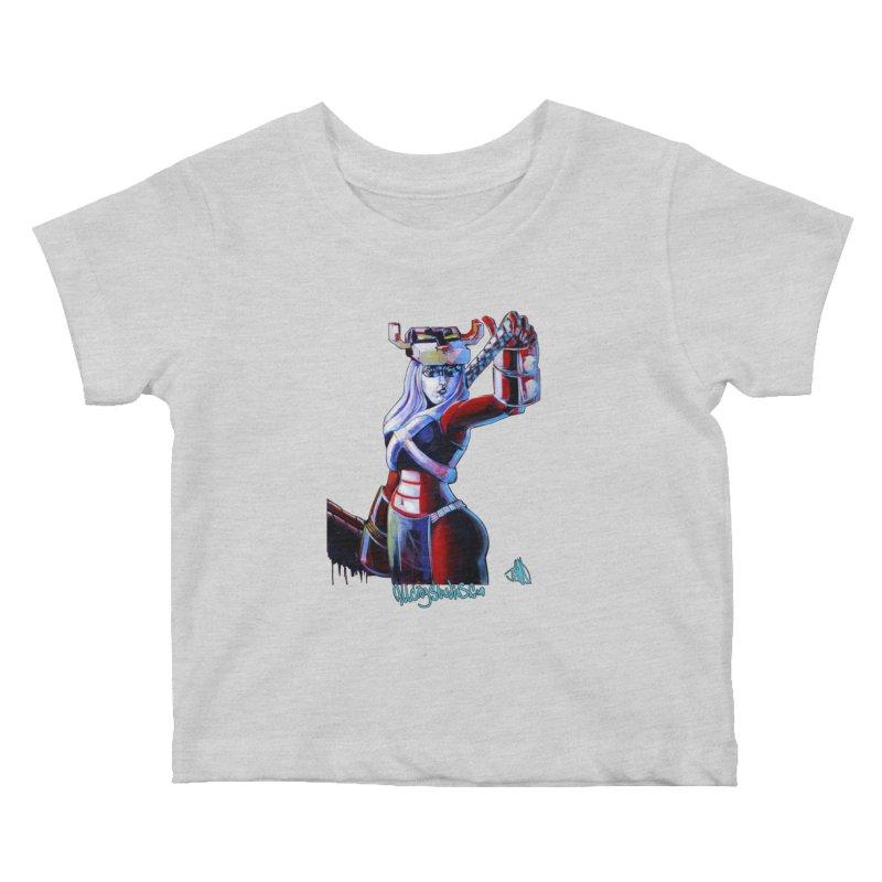 Marauder 1 Kids Baby T-Shirt by All City Emporium's Artist Shop