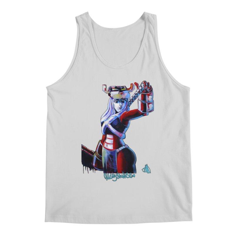 Marauder 1 Men's Regular Tank by All City Emporium's Artist Shop