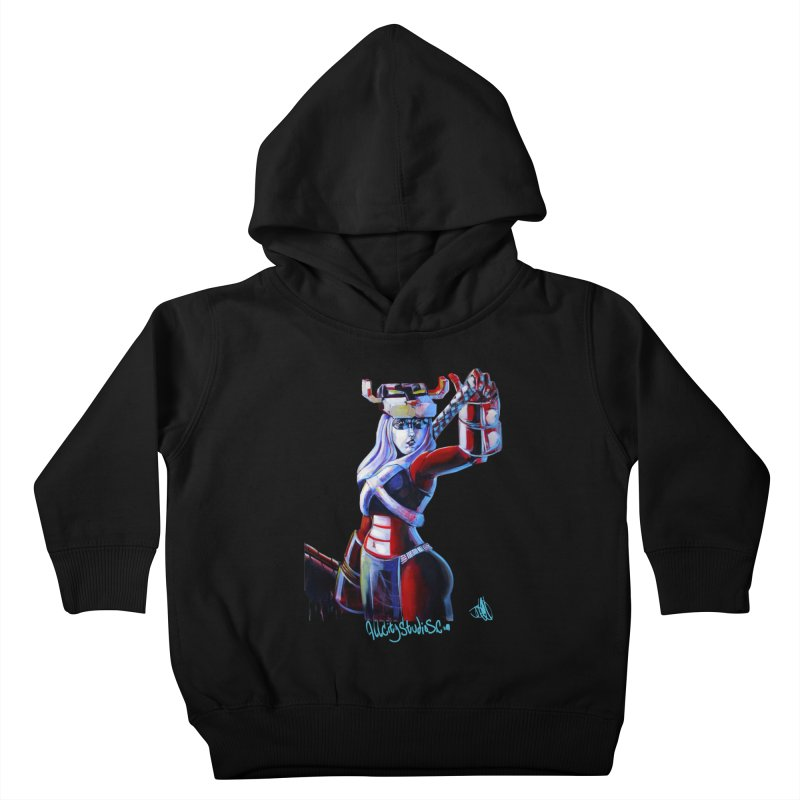 Marauder 1 Kids Toddler Pullover Hoody by All City Emporium's Artist Shop