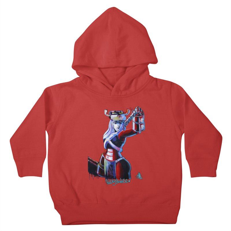 Marauder 1 Kids Toddler Pullover Hoody by allcityemporium's Artist Shop